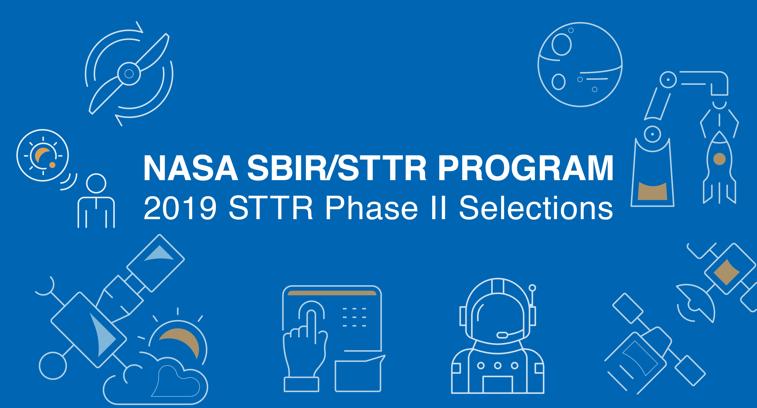2019 Phase II STTR Selection
