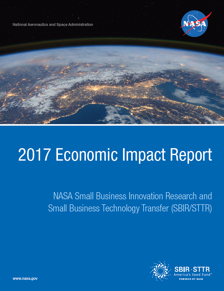 SBIR/STTR Economic Impact Report for 2017